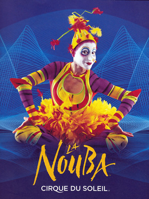 Cirque Du Soleil - La Nouba at 13th Street Repertory Theater