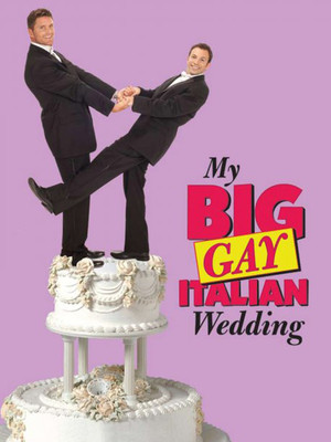 My Big Gay Italian Wedding at Gallery MC