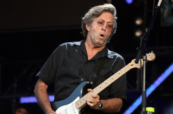 Eric Clapton At Madison Square Garden New York Ny Tickets Information Reviews