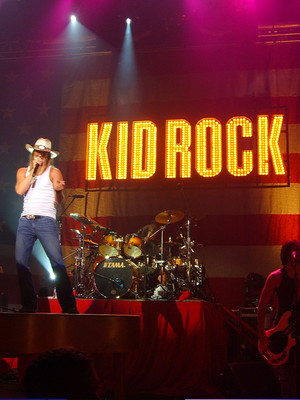 Kid Rock at Gallery MC