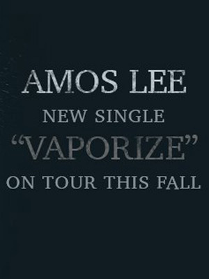 Amos Lee at Beacon Theater