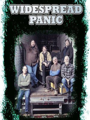 Widespread Panic at Theater at Madison Square Garden