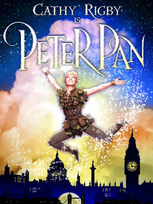Cathy Rigby is Peter Pan at Drilling Company Theatre
