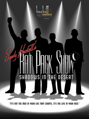 Sandy Hackett's Rat Pack Show at Palace Theatre - Albany
