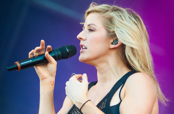 Ellie Goulding at Madison Square Garden New York NY tickets