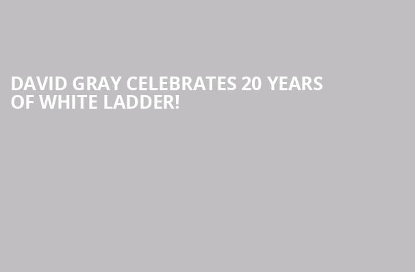 David Gray At Theater At Madison Square Garden At Madison Square Garden New York Ny Tickets