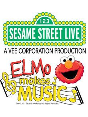 Sesame Street Live%3A Elmo Makes Music at Palace Theatre - Albany