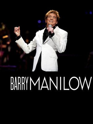 Barry Manilow at Nassau Coliseum