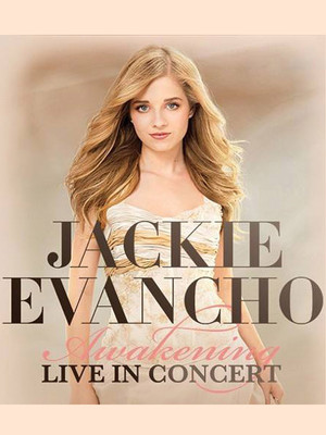 Jackie Evancho at Avery Fisher Hall