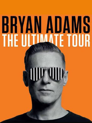 Bryan Adams at Isaac Stern Auditorium