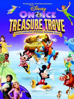 Disney On Ice: Treasure Trove at Barclays Center