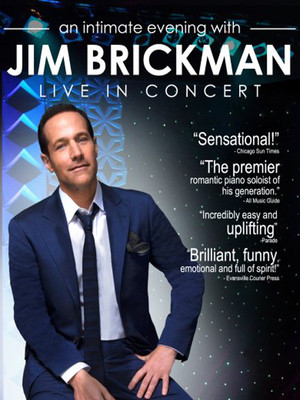 Jim Brickman at Drilling Company Theatre