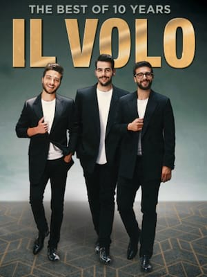 Il Volo at NYCB Theatre at Westbury