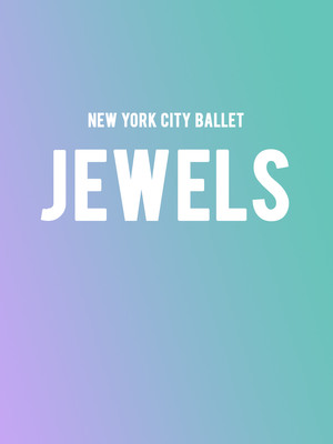 New York City Ballet: Jewels at David H Koch Theater