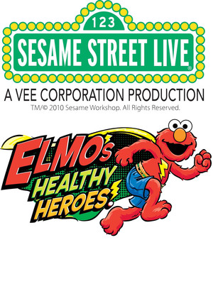 Sesame Street Live: Elmo's Super Heroes at Kraine Theater