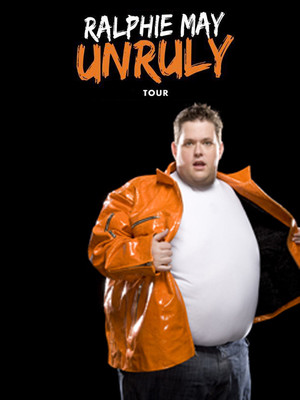 Ralphie May at Wellmont Theatre