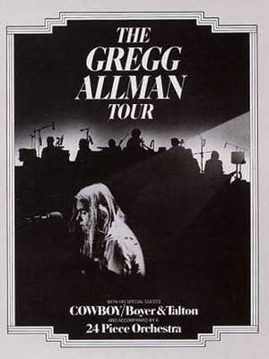Gregg Allman at Walkerspace Theater