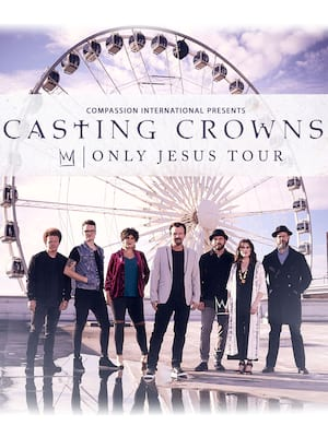 Casting Crowns at Isaac Stern Auditorium