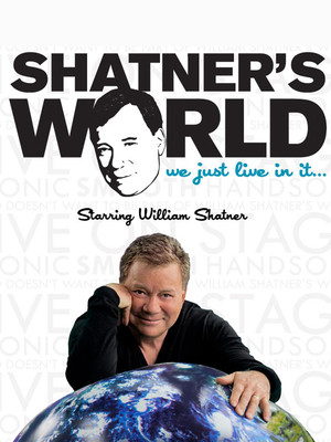 Shatner's World: We Just Live In It at Kraine Theater