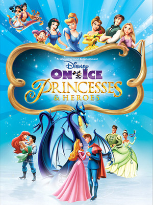 Disney On Ice: Princesses and Heroes at Nassau Coliseum