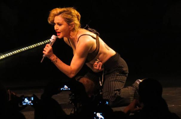 Madonna At Madison Square Garden New York Ny Tickets