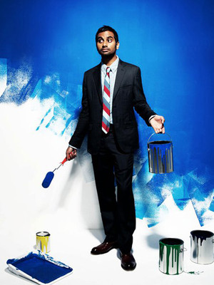 Aziz Ansari at Kaufmann Concert Hall