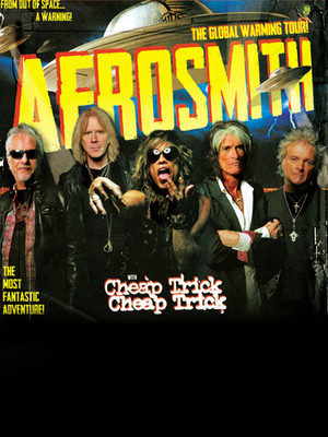 Aerosmith  at Madison Square Garden