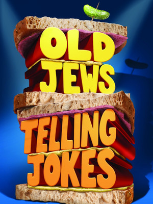Old Jews Telling Jokes at Jane Street Theater