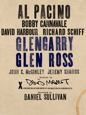Glengarry Glen Ross at Kraine Theater