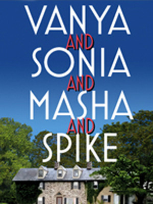 Vanya and Sonia and Masha and Spike at Mitzi E Newhouse Theater