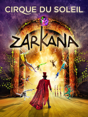 Cirque Du Soleil - Zarkana at Jane Street Theater
