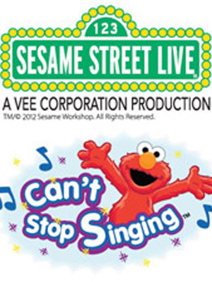 Sesame Street Live: Can't Stop Singing at Drilling Company Theatre