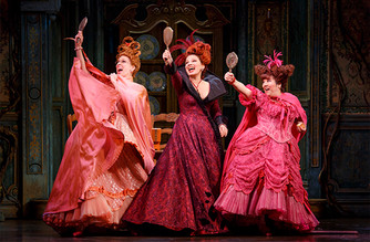 a review of rogers hammersteins cinderella the broadway musical The series on tony nominees continues with this look at the recently released original broadway cast recording of the newest revival of cinderella new musical - or revival.