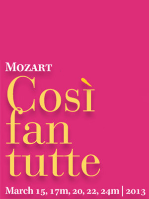 Cosi Fan Tutte at Jane Street Theater