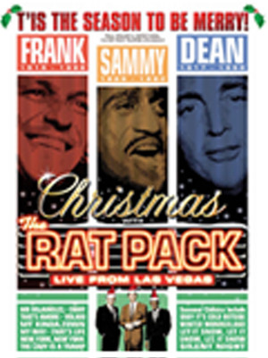 Christmas with the Rat Pack at Kraine Theater