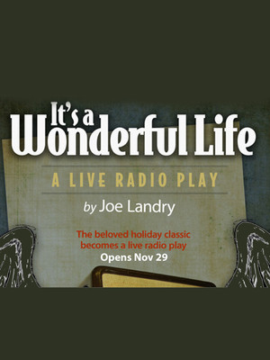 It's A Wonderful Life: A Live Radio Play at Kraine Theater