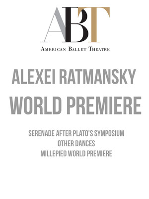 American Ballet Theatre: Alexei Ratmansky World Premiere at New York City Center Mainstage