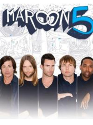 Maroon 5, Neon Trees & Owl City at Madison Square Garden