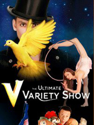 V - The Ultimate Variety Show at 13th Street Repertory Theater