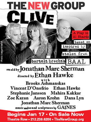Clive at Acorn Theatre
