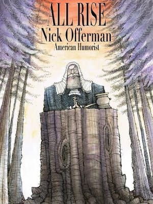 Nick Offerman at Town Hall Theater