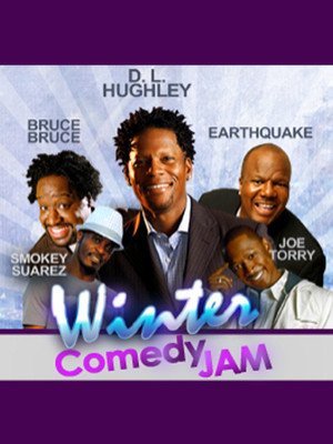 Winter Comedy Jam at Beacon Theater
