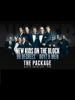 New Kids On The Block, 98 Degrees  at Barclays Center