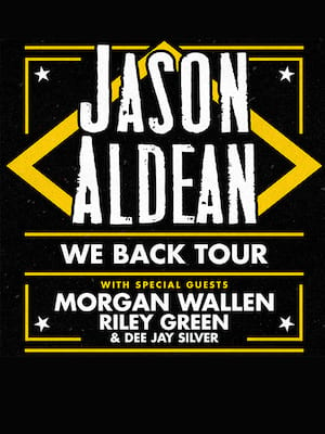 Jason Aldean at Madison Square Garden