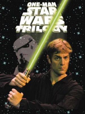 One Man Star Wars Trilogy at Count Basie Theatre