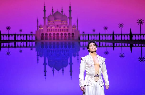 Aladdin at New Amsterdam Theater New York, NY - Latest news