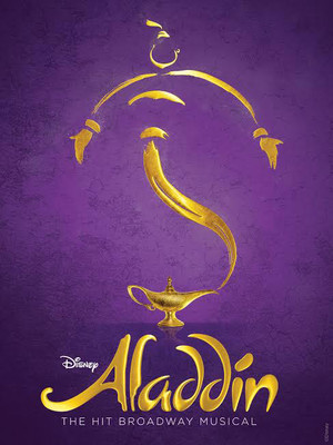 Aladdin at New Amsterdam Theater