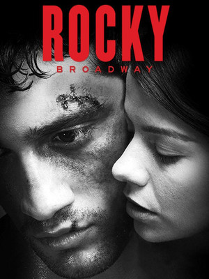Rocky the Musical at Winter Garden Theater
