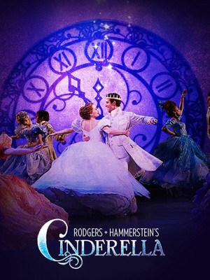 Rodgers and Hammerstein's Cinderella - The Musical at Bergen Performing Arts Center