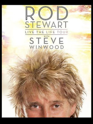 Rod Stewart  at Madison Square Garden